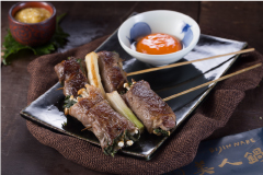 Sukiyaki Skewers